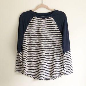 Lou & Grey Striped Pullover